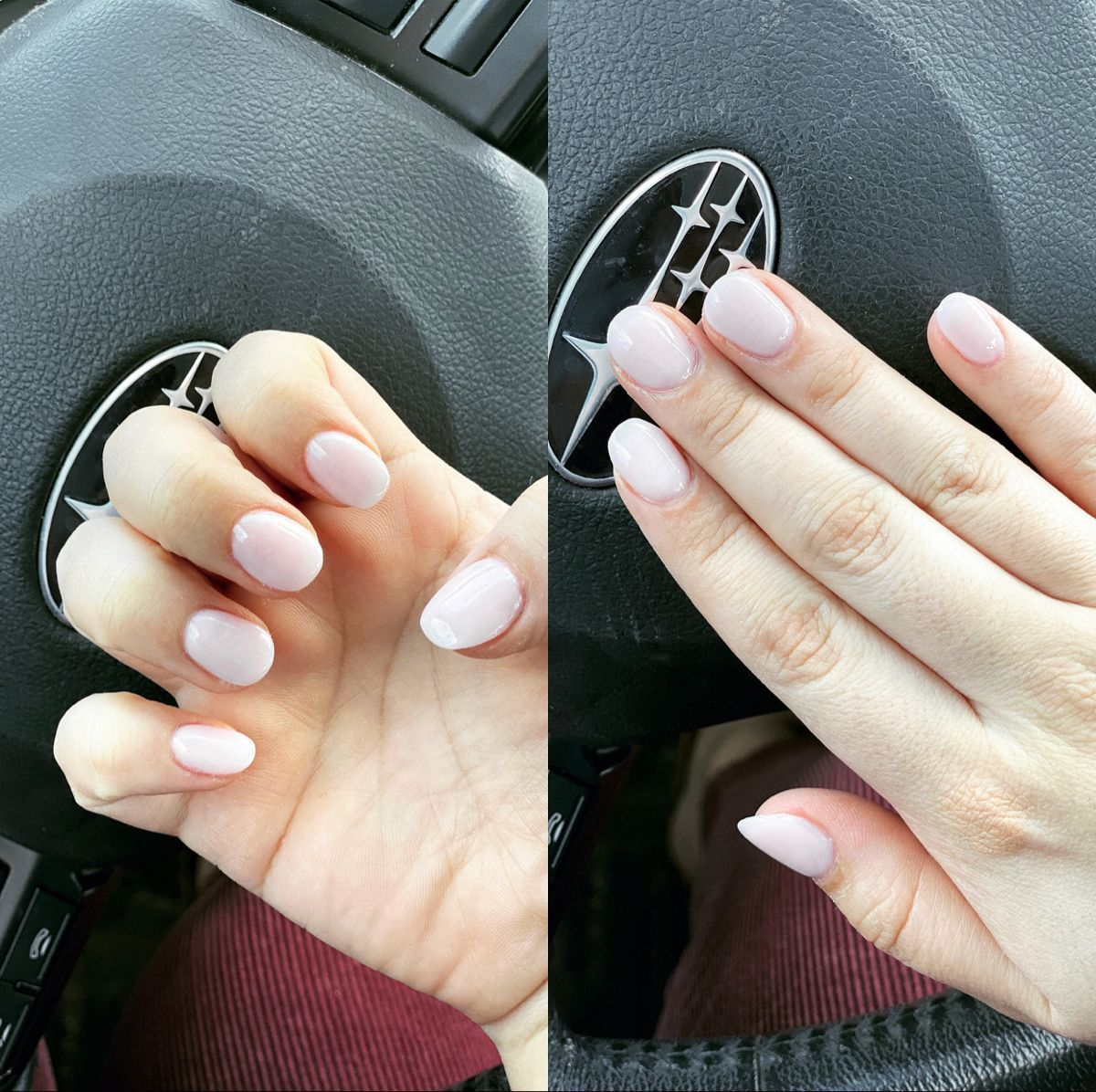 Acrylic Athome Contemplating Manicure Nails Nevert Oneself Short Supplying Considering In 2020 Short Rounded Acrylic Nails Rounded Acrylic Nails Acrylic Nails