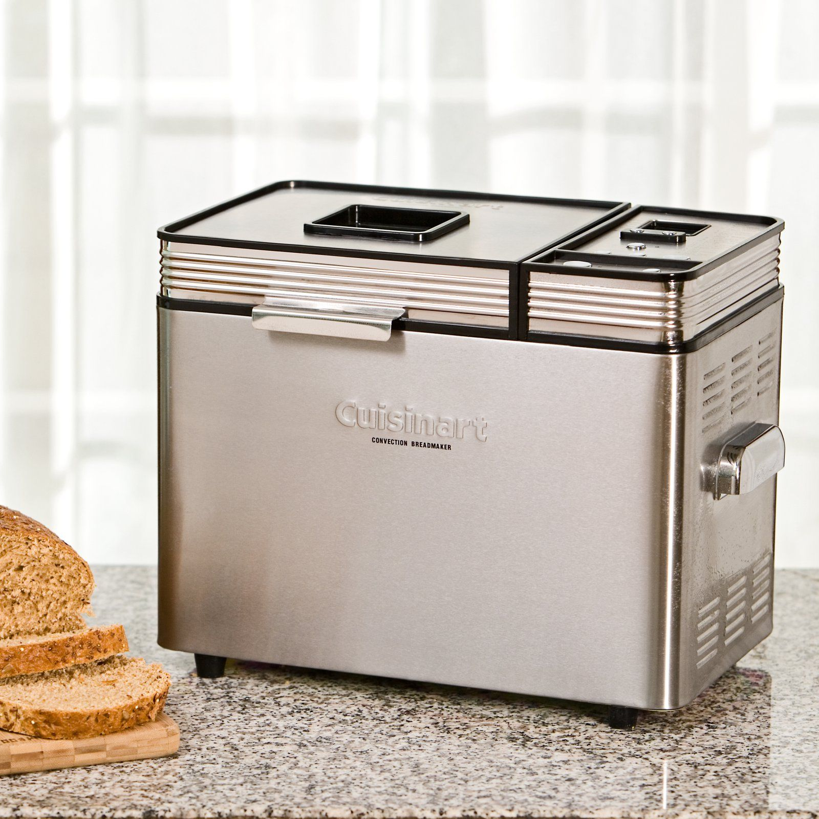 Cuisinart Cbk 200 2 Lb Convection Bread Maker Bread Maker Cuisinart Cooking Kitchen