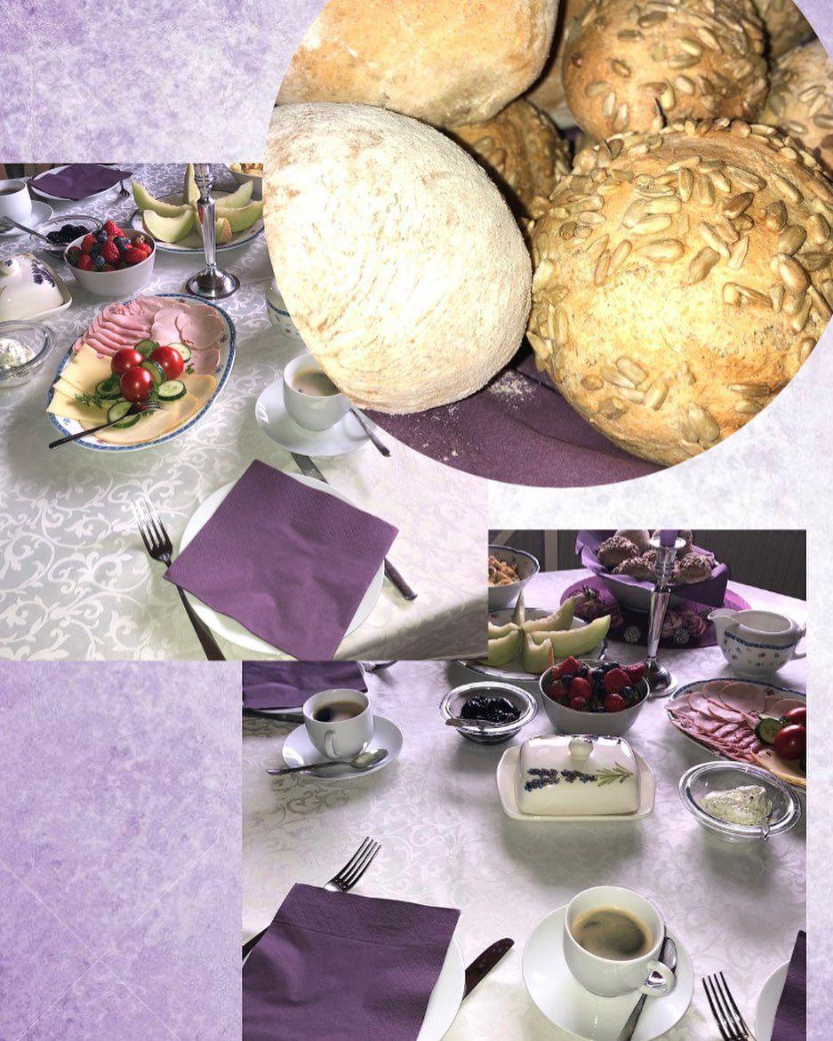 Brunch mit selbstgemachte Semmeln 😋 Wünsche Euch ein schönes Wochenende! 😘#brunch #frühstück #breakf...