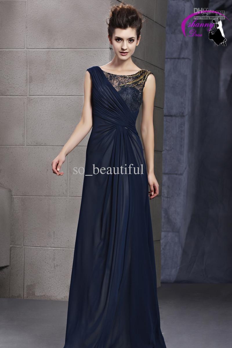 Dark blue formal evening dress girlsuccess dress inspirations