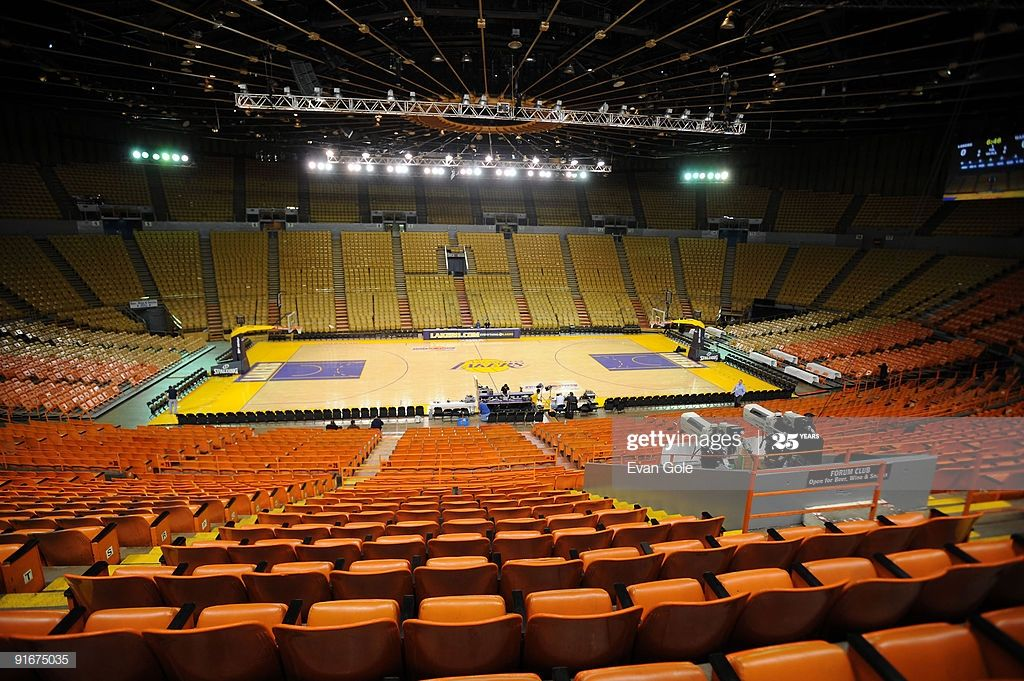 Former Los Angeles Lakers Court In 2020 Nba Arenas Los Angeles Los Angeles Lakers