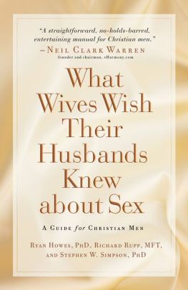 Christian guide husband knew man sex their wife wish