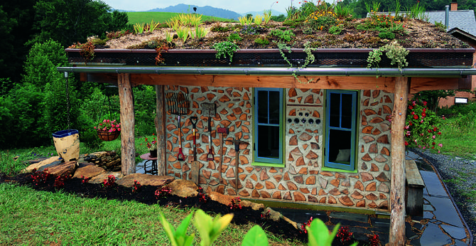 Cordwood Construction In 2020 Cordwood Homes House In The Woods Natural Building