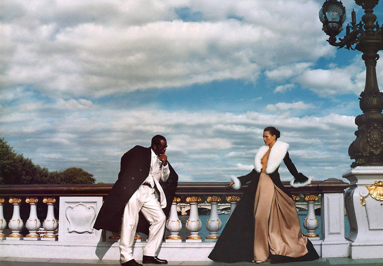 A look at fantastical dresses from the pages of Vogue.