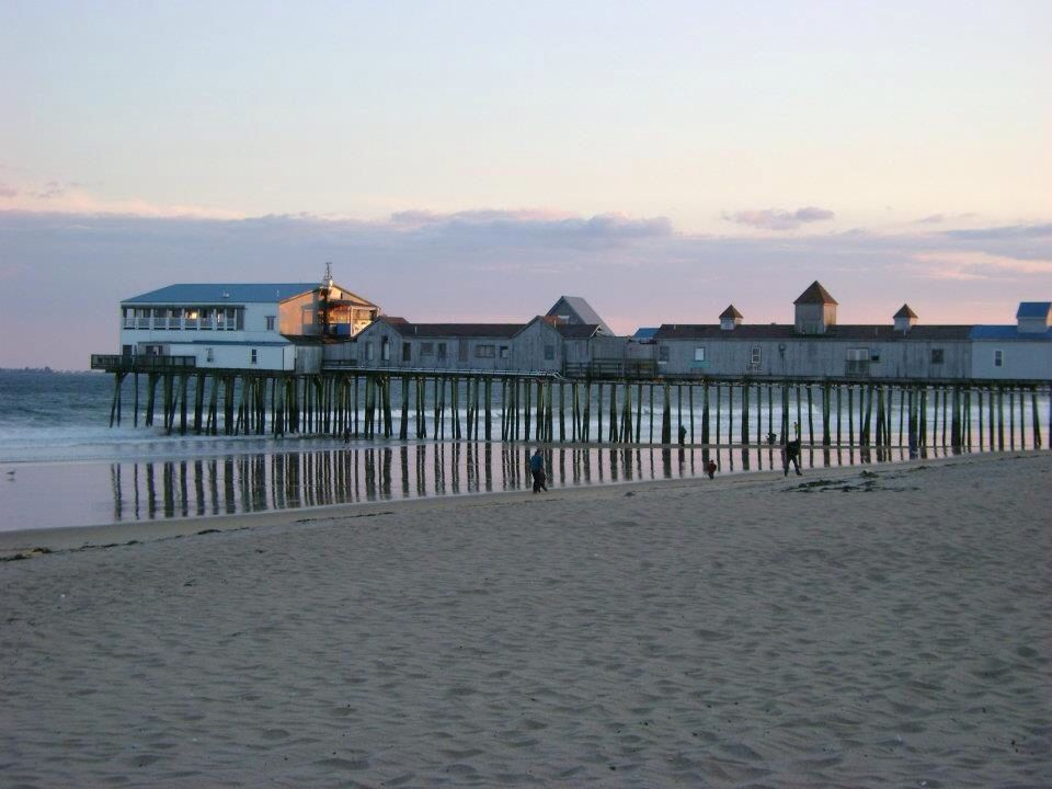 Old Orchard Beach In Maine Been Here A Few Times Great Salt Water Taffy Old Orchard Beach Salt Water Taffy Old Orchard