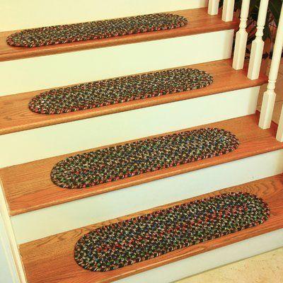 Best Rosalind Wheeler Deckerville Indoor Outdoor Brown Stair 400 x 300