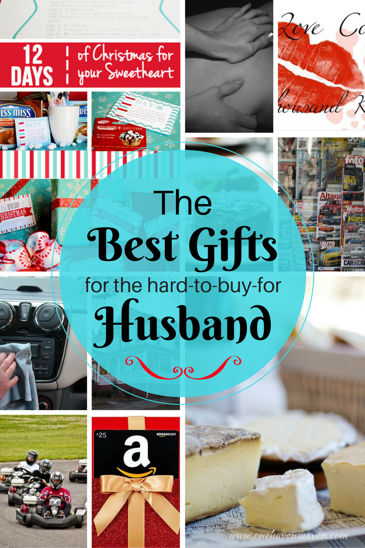 THE BEST CHRISTMAS GIFT IDEAS FOR THE HARD-TO-BUY-FOR HUSBAND | Gift ...