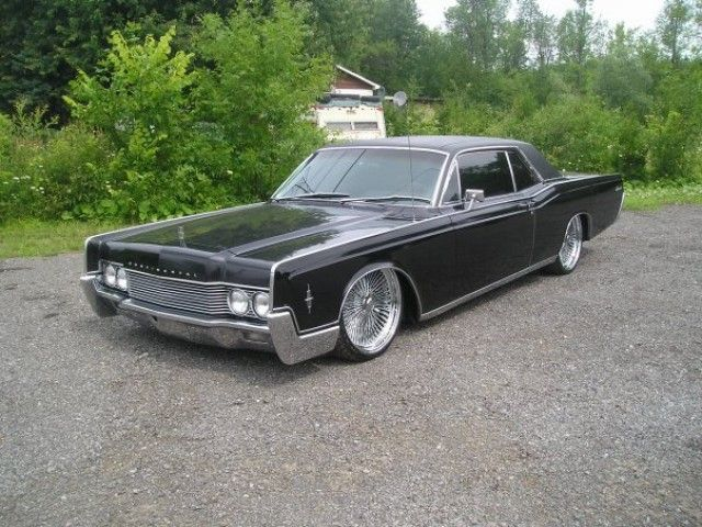 1966 Lincoln Continental Business Coupe  Vintage Cars  Pinterest