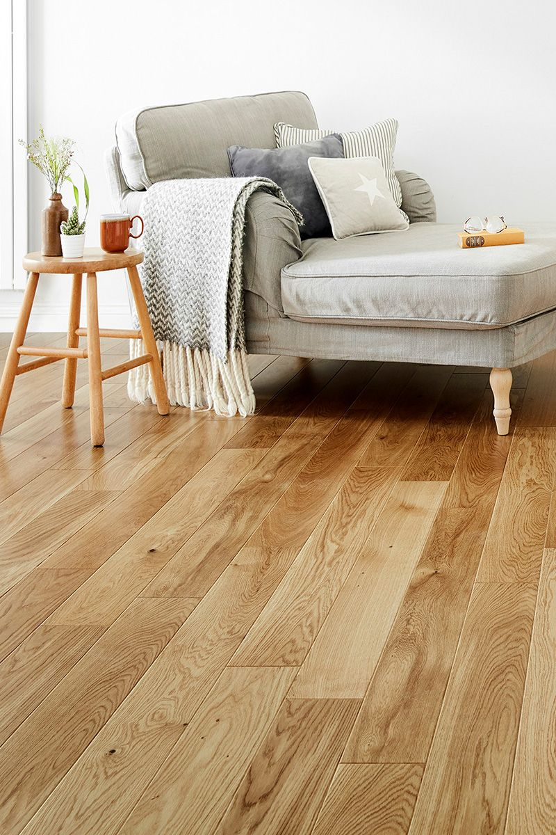 Home Choice Engineered European Nature Oak Flooring 14mm X 130mm Lacquered Oak Floor Living Room Solid Oak Floors Cosy Living Room