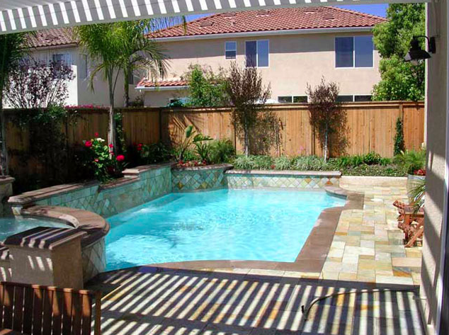 jacuzzi, pool, and landscaping built by Blue Pacific Pools, check out our website for more! http://www.bluepacificpools.com/index.html
