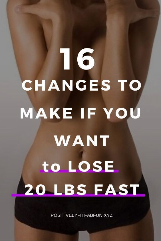 16 quick weight loss tips that really work | lose weight in a week lazy | lose weight in a week with...