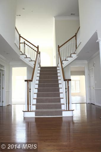 Love A Split Staircase Luxury Staircase House Stairs Building
