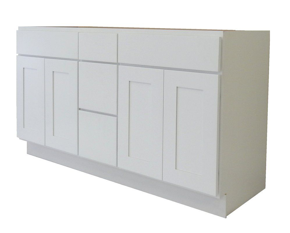 White Shaker In 2020 White Shaker Cabinets Cabinet Kitchen Cabinets