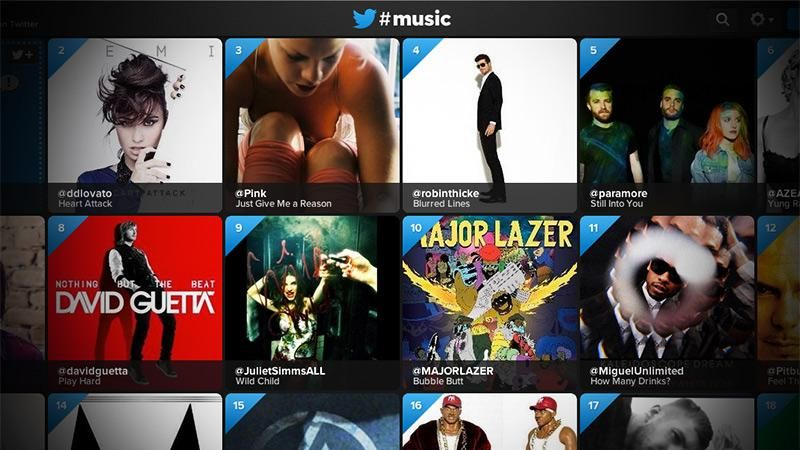 Twitter #Music is great for artists; less so for fans [hands on review]