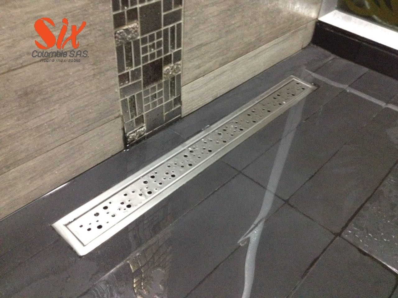 Rejilla De Drenaje En Acero Inoxidable Electronic Products Bathroom