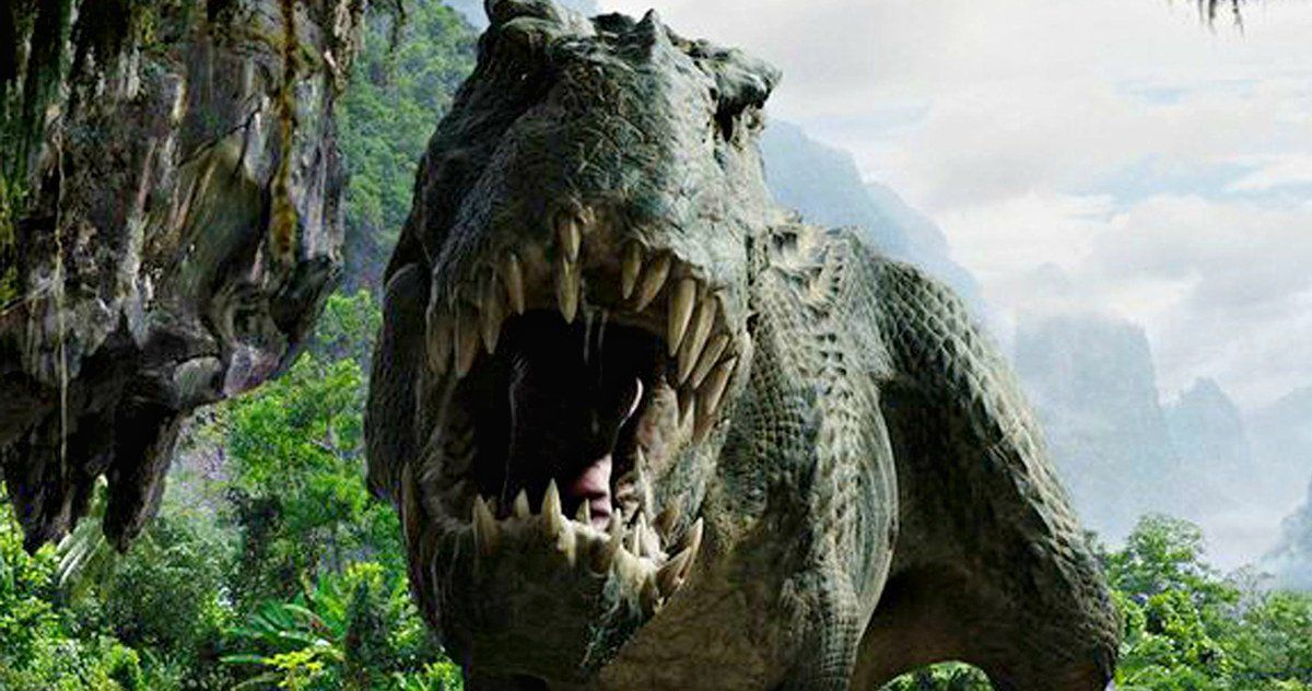 Jurassic World 2 Title Revealed Dinosaur Pictures Real