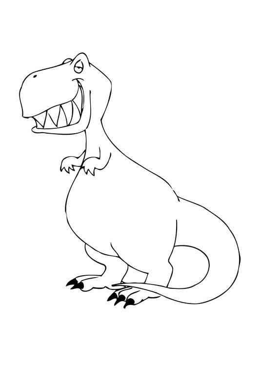 Quatang Gallery- Kleurplaat Dinosaurus Dieren Kleurplaten Dinosaurus Gratis Kleurplaten