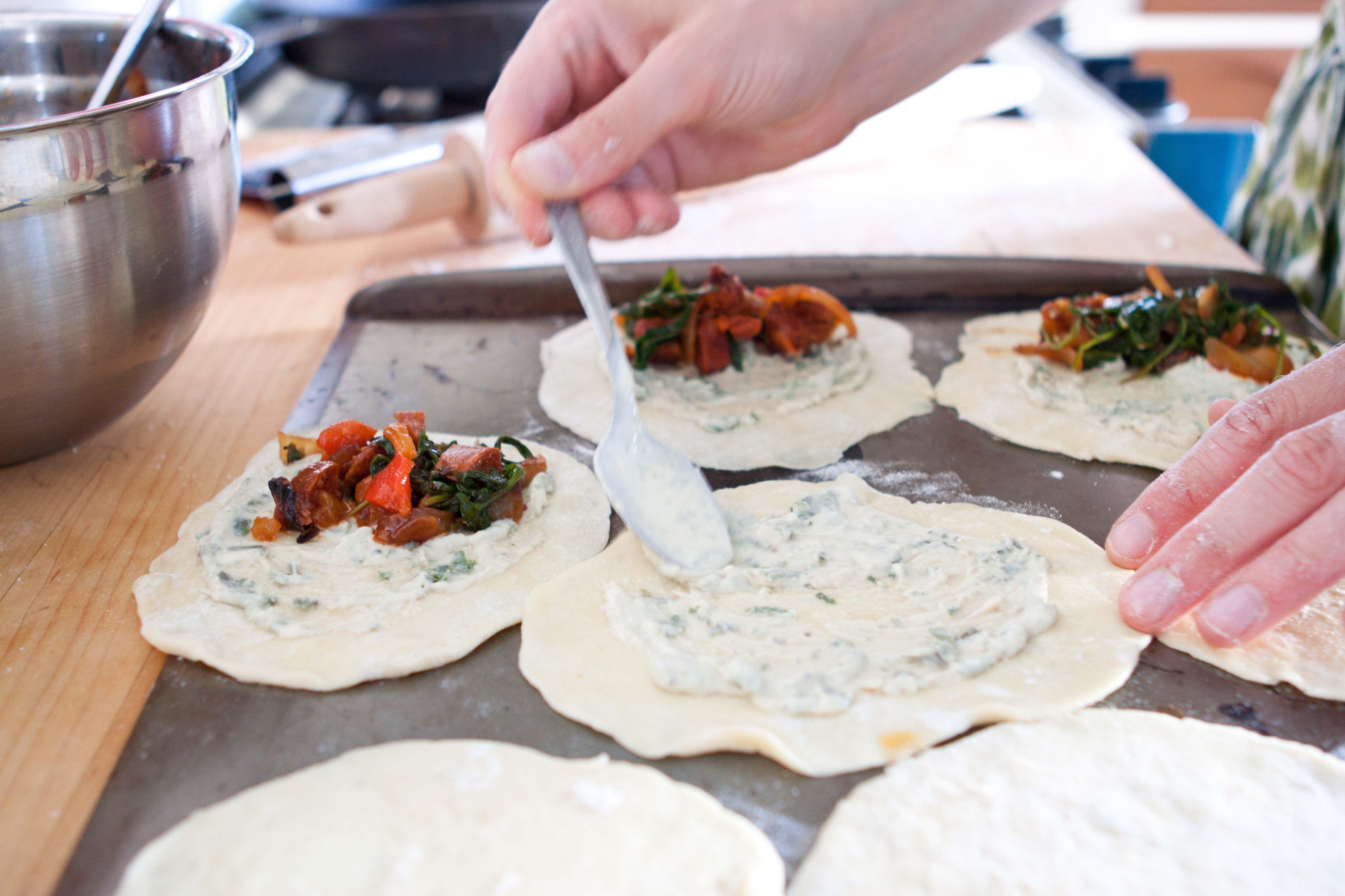 Chorizo-empanada-filling