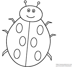 دعسوقة للتلوين Telecharger Recherche Google Letter D Worksheet Ladybug Lettering