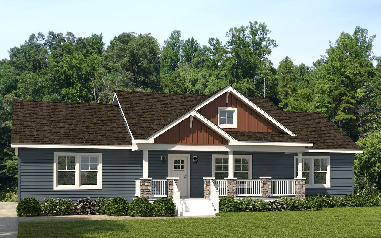 Palm Harbor S The Laramie Is A Manufactured Home Of 1 569 Sq Ft With 3 Bedroom S And 2 Bath S Palm Floor Plans Palm Harbor Homes Modular Home Floor Plans