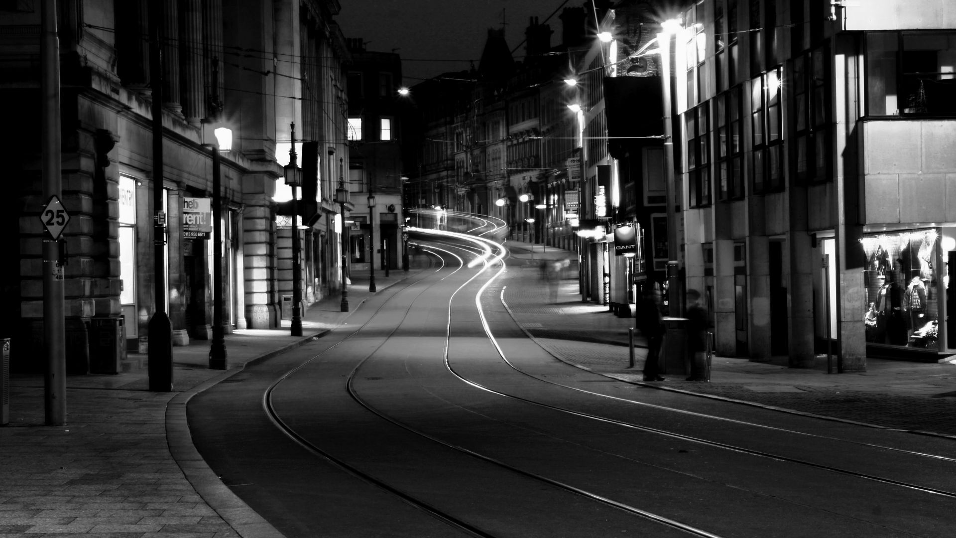City Road Wallpaper High Resolution City Wallpaper Black And White City Black And White Wallpaper