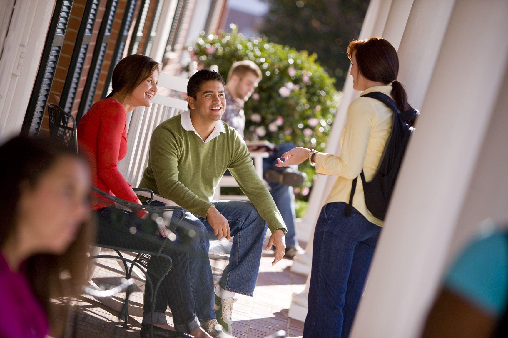 Anderson University, SC - Student Life