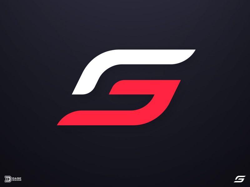 Substance Gaming Logo Design Typographic Logo Design S Logo Design G Logo Design