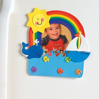 Cute take home craft story Jona or Jesus calms the storm or even Noach.