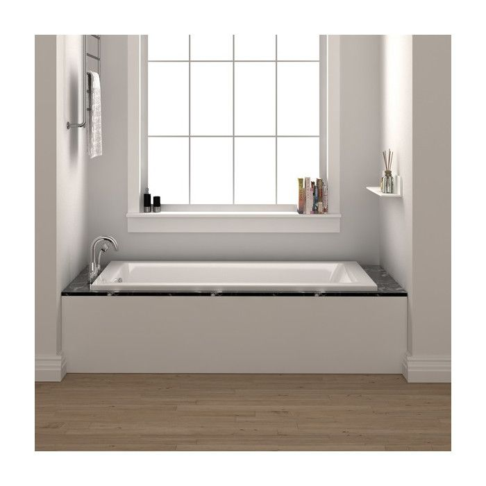 54 X 30 Drop In Soaking Bathtub Soaking Bathtubs Bathtub Drop In Bathtub