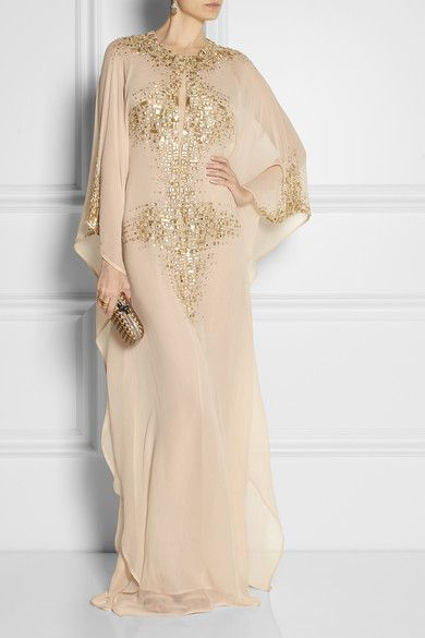 74ea41254866d KAUFMANFRANCO- gorgeousness !!!!!   Kaftans Chic   Pinterest   Robe ...