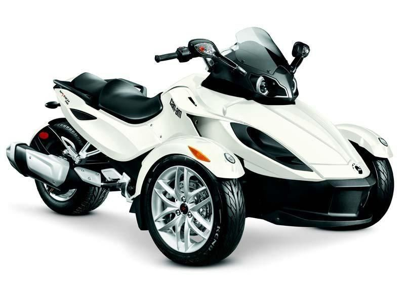 Can Am Rs Sm5 Can Am Spyder Can Am Spyder Accessories Trike