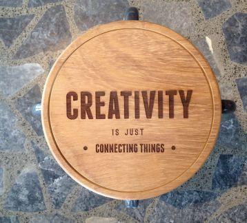 MOODY STOOL - CREATIVITY