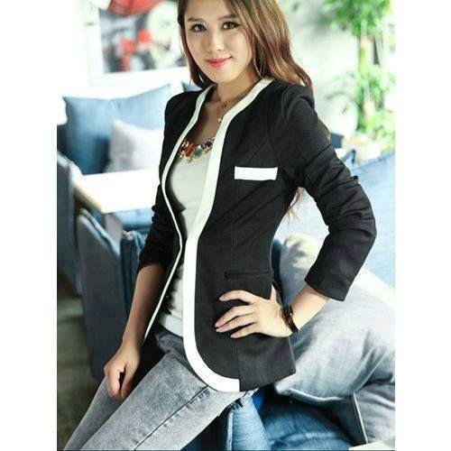 amazones gadgets Zanzea Elegant Lady Zipper Pockets Slim Long Sleeve Suit Blazer..................: Zanzea Elegant Lady Zipper Pockets Slim…