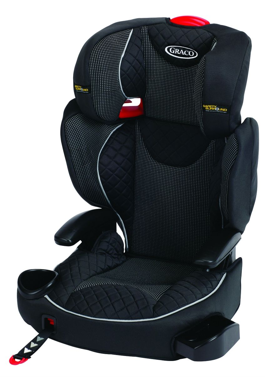 Win this Graco Affix highback booster car seat perfect