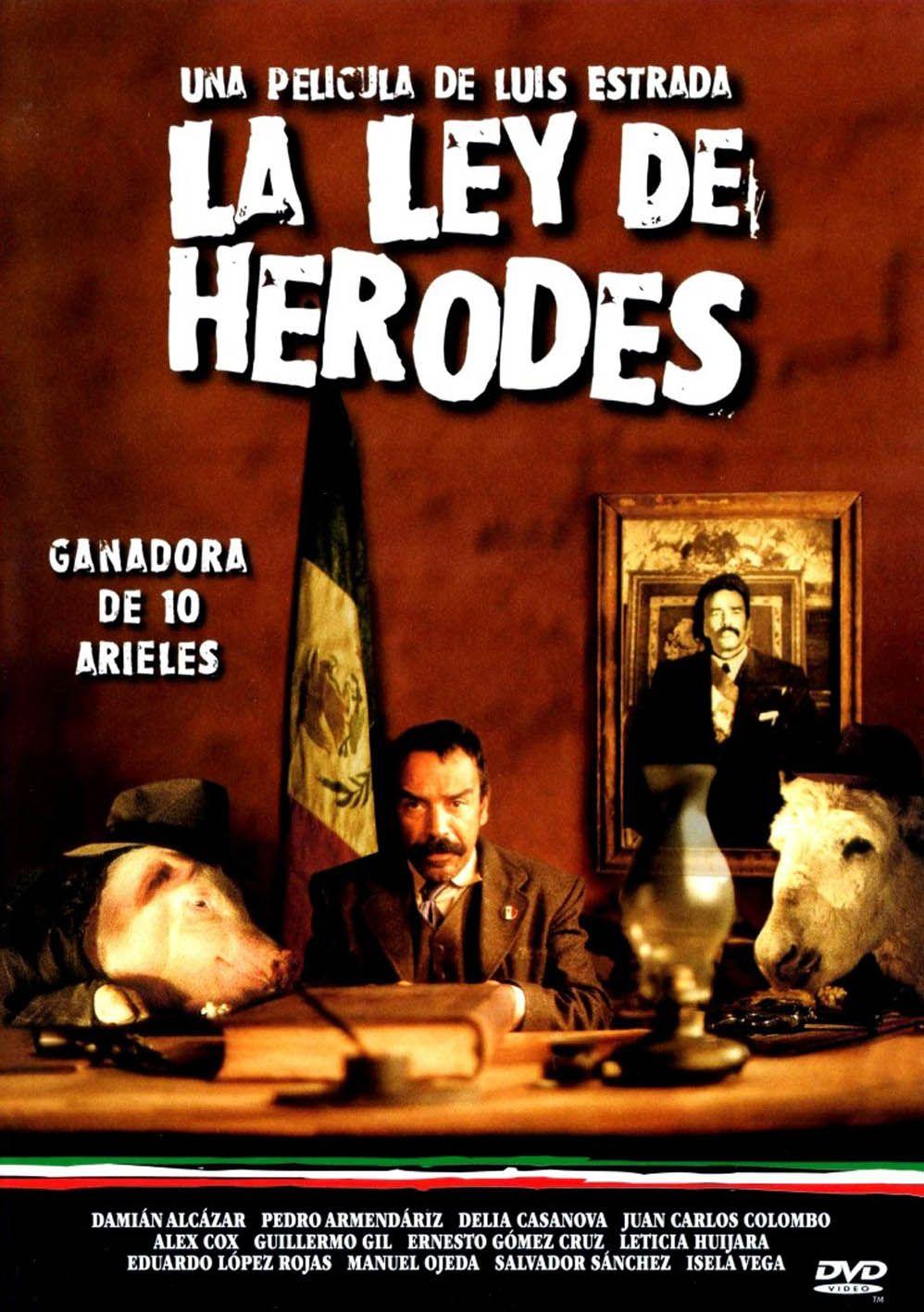 La ley de Herodes (1999) [Herod's Law] | Cartel Cine