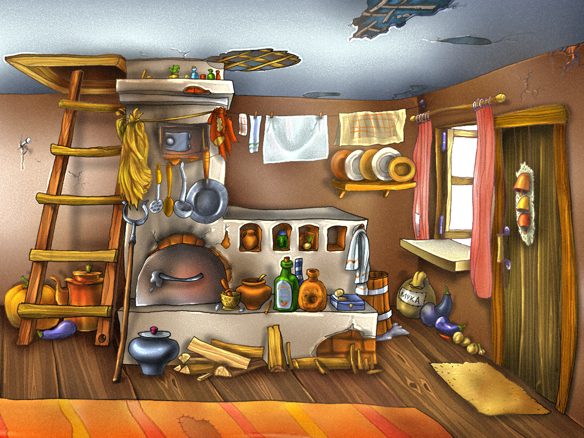 комната изнутри картинка