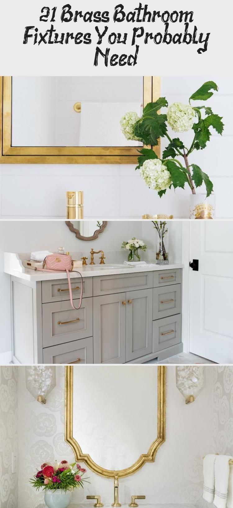 Photo of 21 brass bathroom taps you'll probably need – decorations