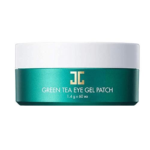 لصقات جل للعين بالشاي الاخضر من جايجون 60 لصقة قناع ماسك متجر راق Eye Gel Green Tea Best Makeup Products