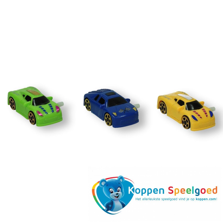 Opdraai Auto Met Vliegende Deuren Auto Voertuigen Speelgoed