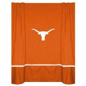 Texas Longhorns Mvp Shower Curtain Dark Orange Misc Http