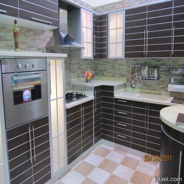 مطابخ المنيوم بافكار روعه منتدى جدايل Kitchen Home Decor Home