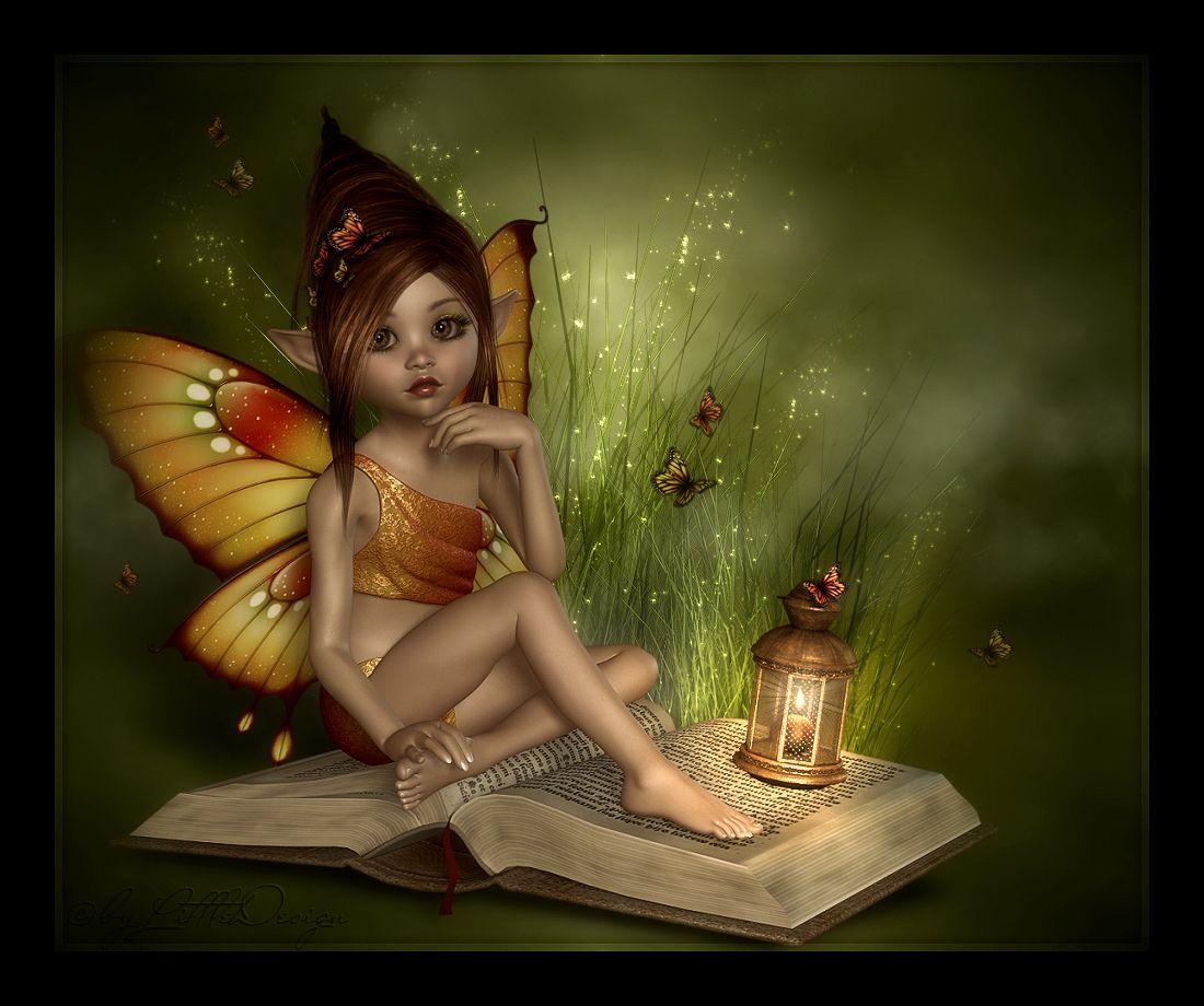 умные картинки с феями и эльфами таких кремов