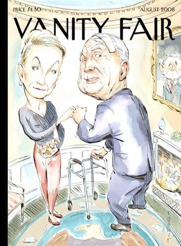 Vanity Fair Spoof Of Iconic Image Art Letters In 2019 New