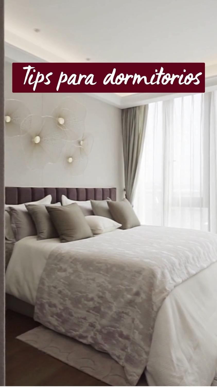 101+ Tips para dormitorios