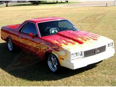 Image Result For 78 El Camino Hot Rod Muscle Cars Camaro