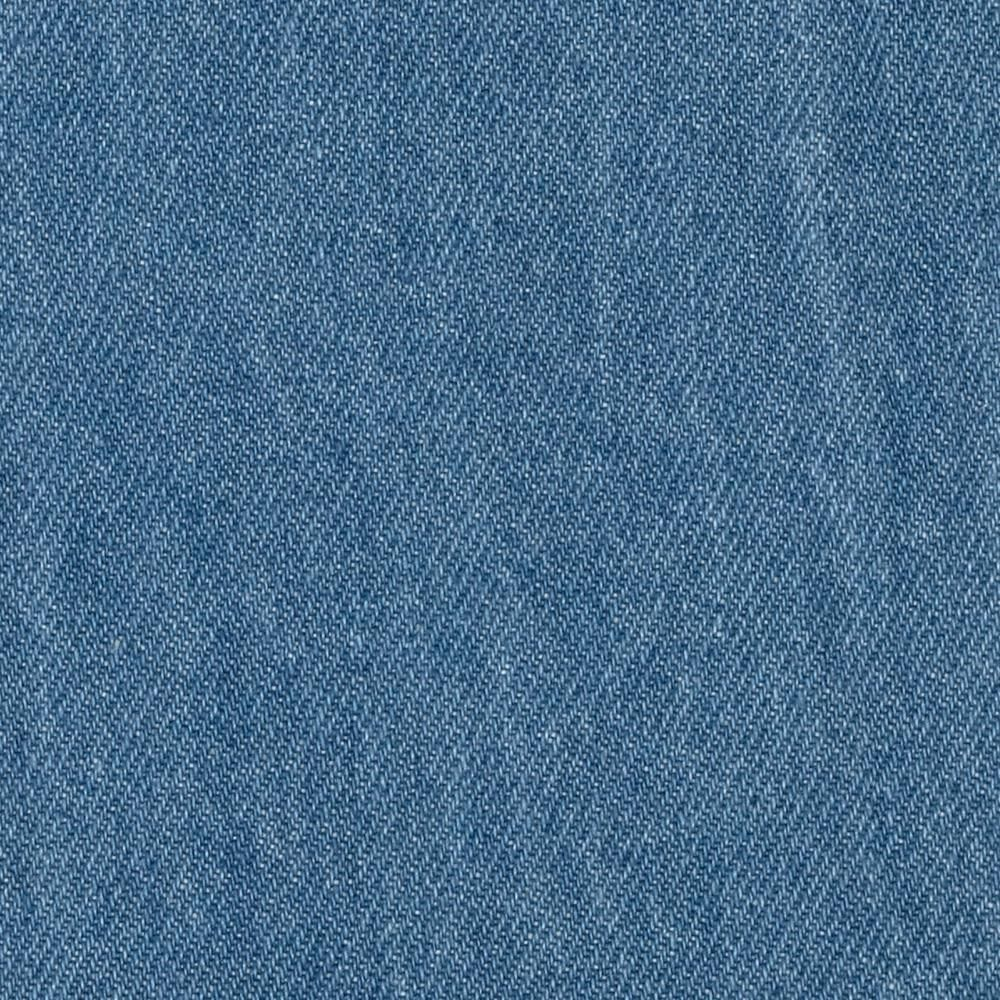WASHED DARK DENIM FABRIC PER METRE 100/% COTTON MATERIAL CLOTHING JEANS craft
