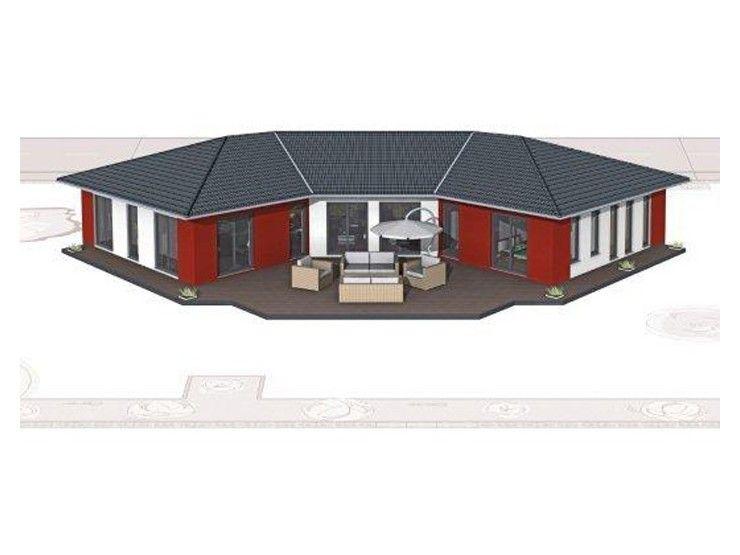 Free style 220 einfamilienhaus von genoscout gmbh for Einfamilienhaus modern walmdach