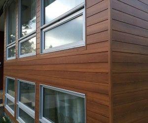 Longboard Aluminum Modern Cladding Finishes Home Ideas