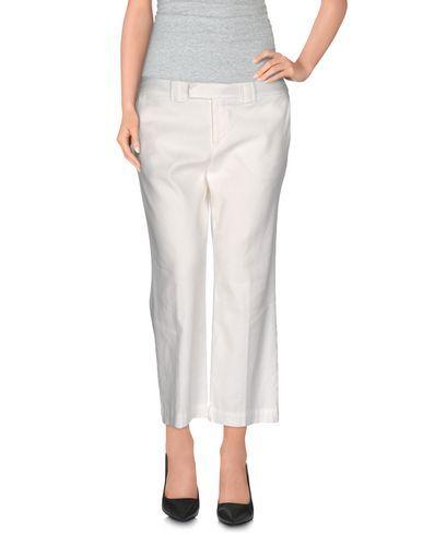 #Maliparmi pantalone capri donna Avorio  ad Euro 67.00 in #Maliparmi #Donna pantaloni pantaloni capri