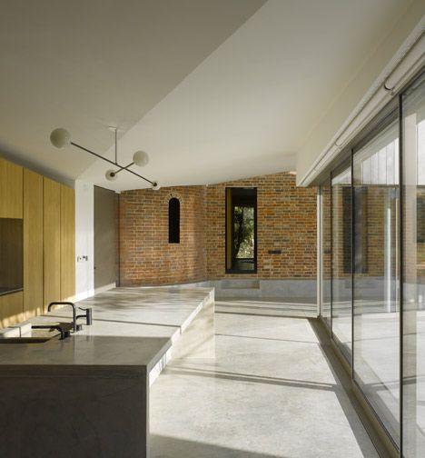 Old bearhurst kitchen